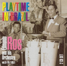 PLAYTIME IN BRAZIL, VOL.9-10 / 1951