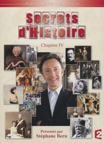 SECRETS D'HISTOIRE - CHAPITRE IV - COFFRET 5 DVD