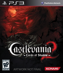 CASTLEVANIA : LORD OF SHADOW 2