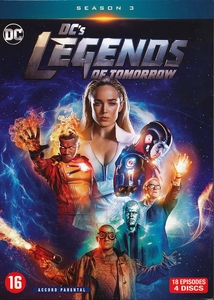 LEGENDS OF TOMORROW - 3