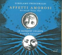 AFFETTI AMOROSI, ARIE MUSICALI, FIRENZE, 1630
