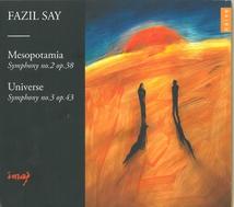 MESOPOTAMIA/ UNIVERSE