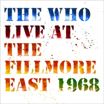LIVE AT THE FILLMORE EAST 1968 (DELUXE EDITION)