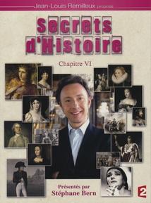 SECRETS D'HISTOIRE - CHAPITRE VI - COFFRET 5 DVD