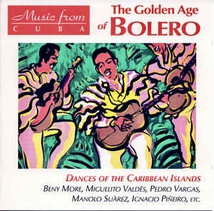 THE GOLDEN AGE OF BOLERO