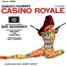 CASINO ROYALE (THE 45TH ANNIVERSARY EDITION)