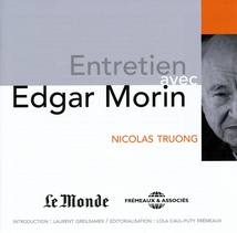 ENTRETIEN AVEC EDGARD MORIN