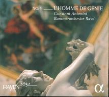HAYDN 2032 N°5: L'HOMME DE GÉNIE (+ KRAUS)