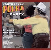 SOUTH TEXAS POLKA PARTY: 16 POLKA INSTRUMENTALS