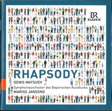 RHAPSODY (CHABRIER/ ENESCU/ RAVEL/ GERSHWIN/ LISZT)