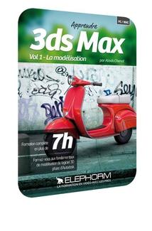 3DS MAX 2015 - VOLUME 1