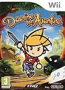 DESSINE TON AVENTURE - Wii
