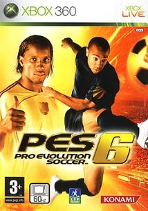 PRO EVOLUTION SOCCER 6 - XBOX360