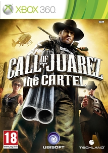 CALL OF JUAREZ : THE CARTEL - XBOX360
