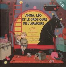 ANNA, LÉO ET LE GROS OURS DE L'ARMOIRE