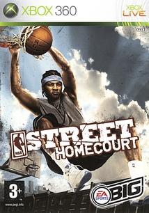 NBA STREET HOMECOURT - XBOX360