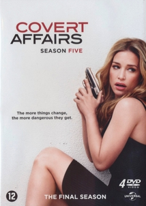 COVERT AFFAIRS - 5/1