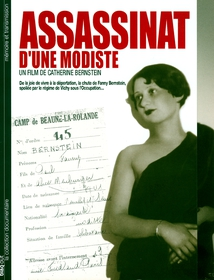 ASSASSINAT D'UNE MODISTE