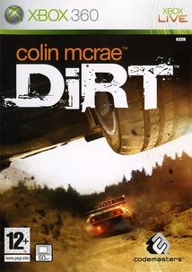 COLIN MCRAE : DIRT - XBOX360