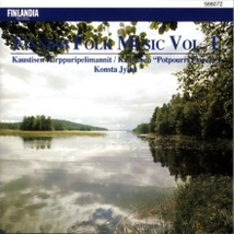 FINNISH FOLK MUSIC VOL. 1 (FINNISH FOLK DANCE)