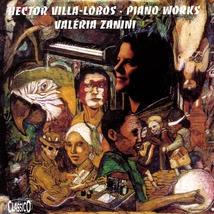 PIANO: BACHIANAS BRASILEIRAS 4 / PROLE DO BEBE 1 / ...