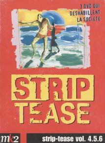 STRIP-TEASE - Vol.04.05.06 - (COFFRET DVD)