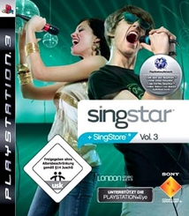 SINGSTAR VOL.3 - PS3