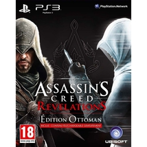 ASSASSIN'S CREED REVELATIONS + AUDIO - PS3