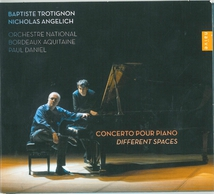 CONCERTO POUR PIANO DIFFERENT SPACES /...