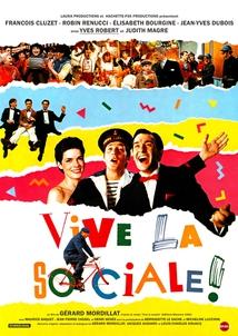 VIVE LA SOCIALE!