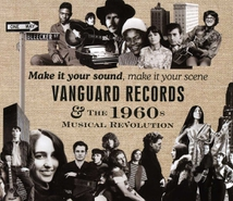 MAKE IT YOUR SOUND, MAKE IT YOUR SCENE - VANGUARD RECORDS
