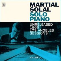 SOLO PIANO - UNRELEASED 1966 LOS ANGELES SESSIONS VOLUME 2