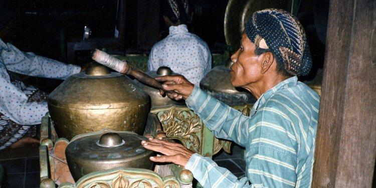 Gamelan de Yogyakarta