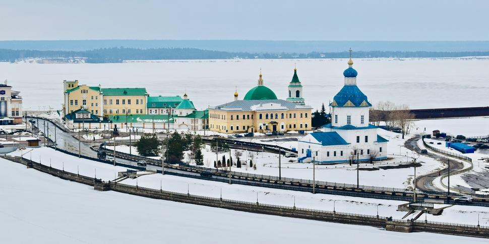Cheboksary, Russie, une photo d'Evgeniy Ivanov