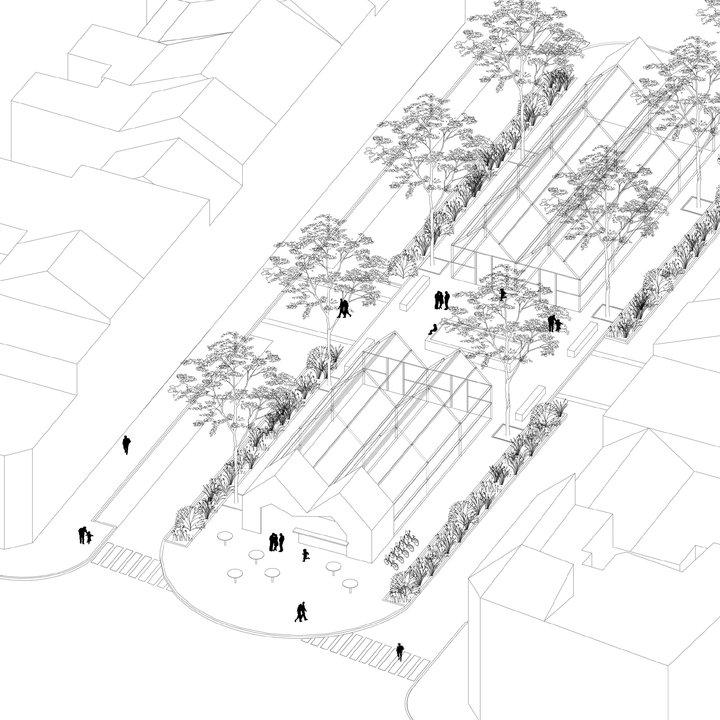 """""""Desired Spaces"""" - Christophe Frey : """"Espaces résiduels"""""""