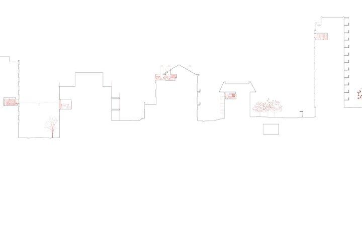 """Desired Spaces"" - Bogdan & Van Broeck : Urbanity & Confinement - New skyline"