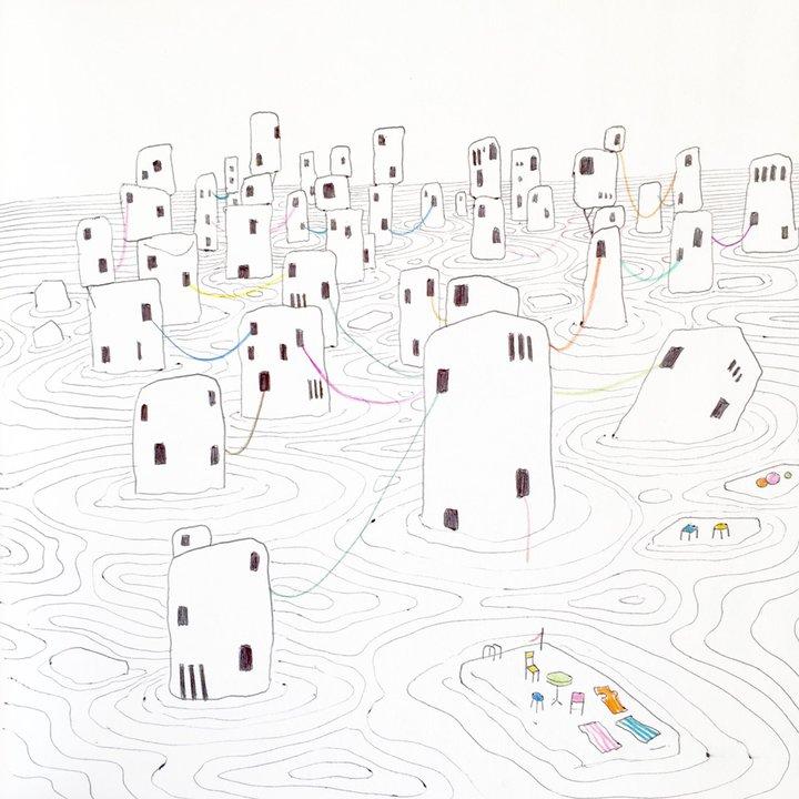 """""""Desired Spaces"""" : Alain Simon : Il fait beau"""