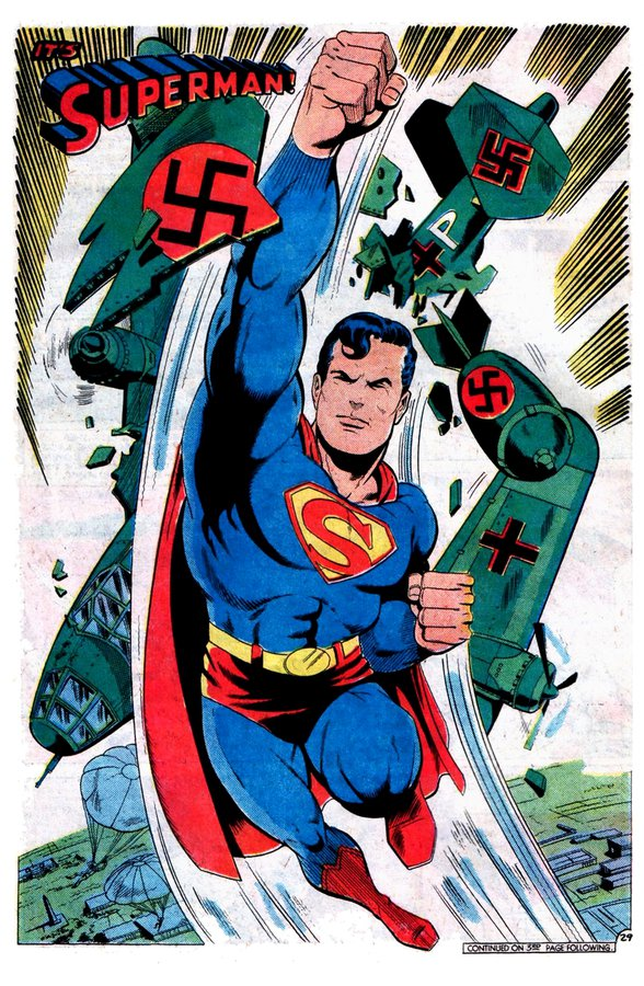 Paul Levitz, Joe Staton, Superman, DC Special, 29, 1977 © DC Comics