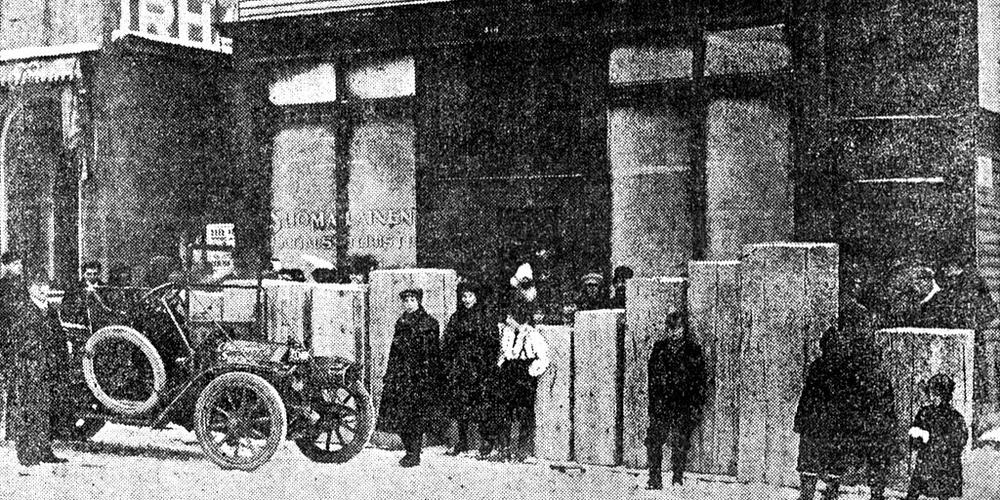 Massacre de 1913 à Calumet