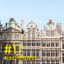 URBNportrait 11 - Bruxelles - visuel