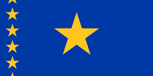 congo drapeau