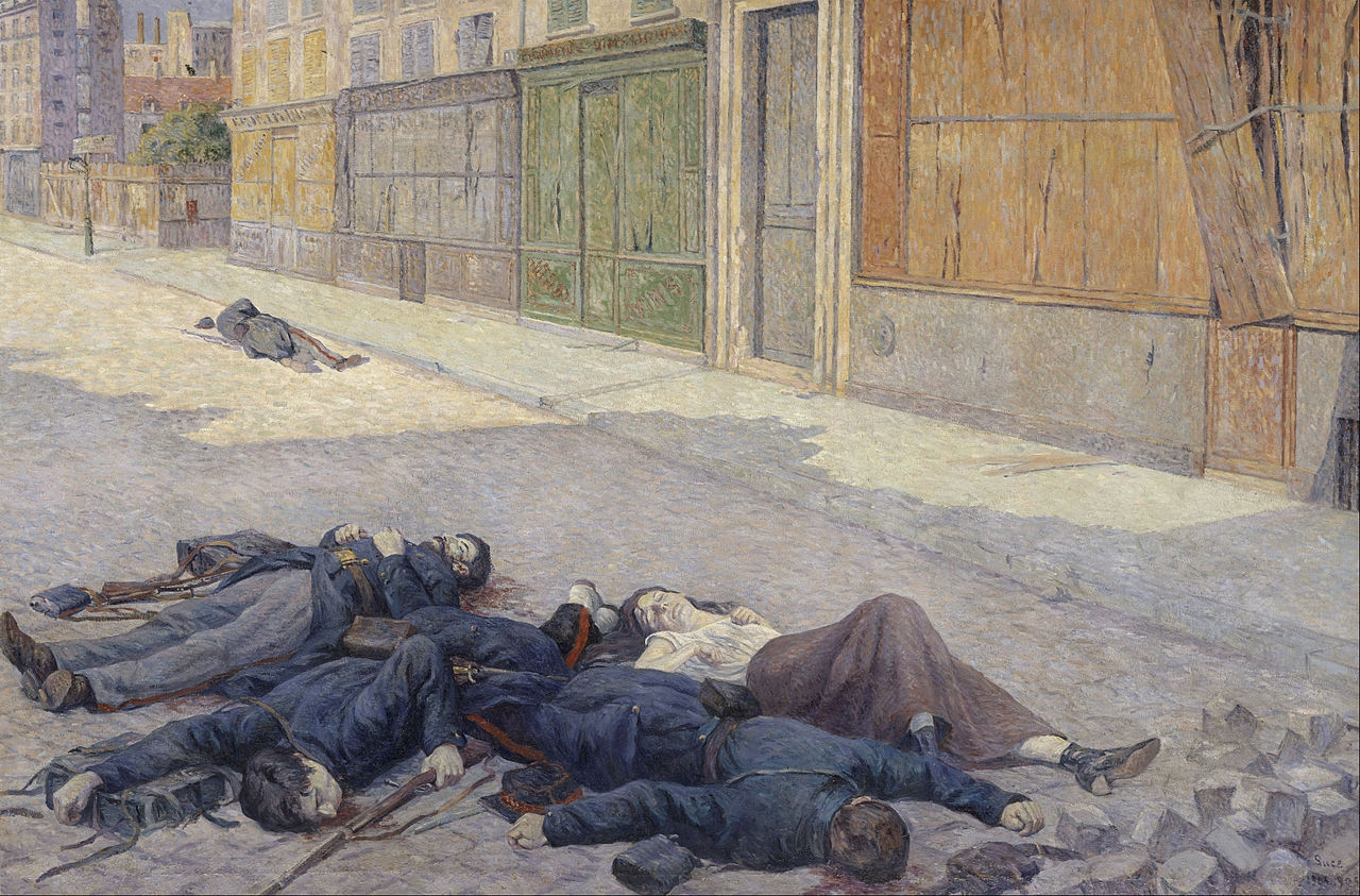 1280px-Maximilien_Luce_-_A_Street_in_Paris_in_May_1871_-_Google_Art_Project.jpg