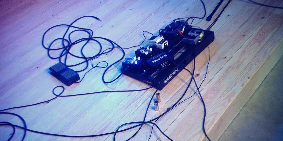 Guitares de traverse tartines