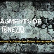 Fragments de cinéma