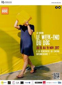 Affiche Weekend du Doc