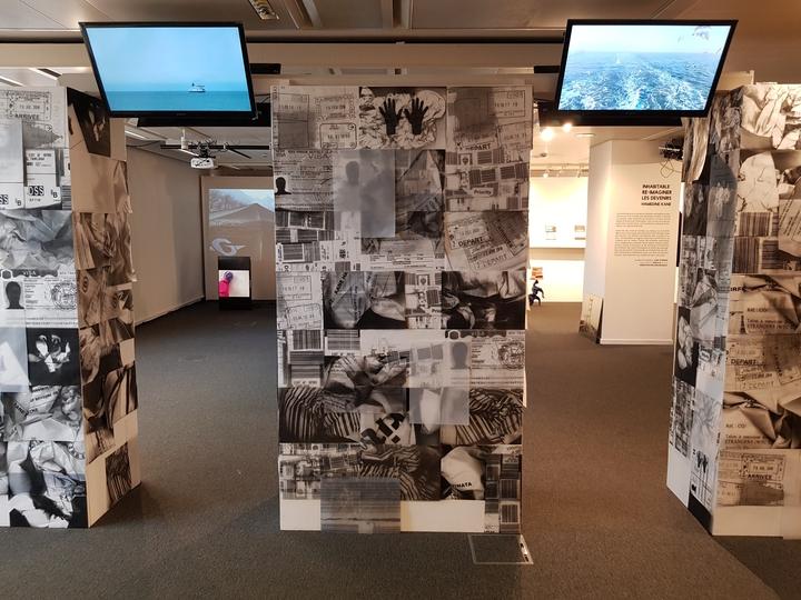 photo PCB expo Hamedine Kane
