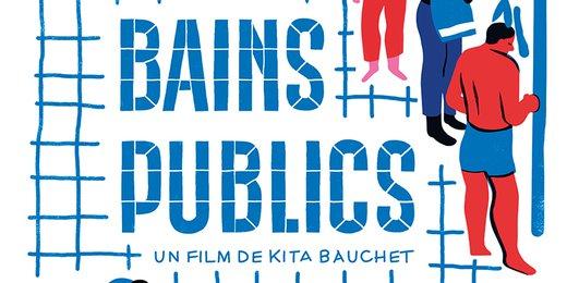 Bain Publics - affiche