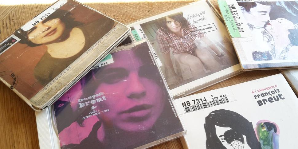 Françoiz Breut discographie