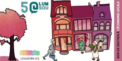 Lumsou - billet