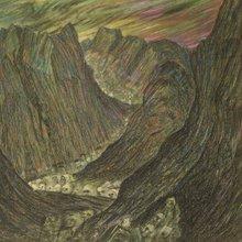 Henry de Groux - Dante et Virgile aux enfers Cortège de damnés - collection Lucile Audouy